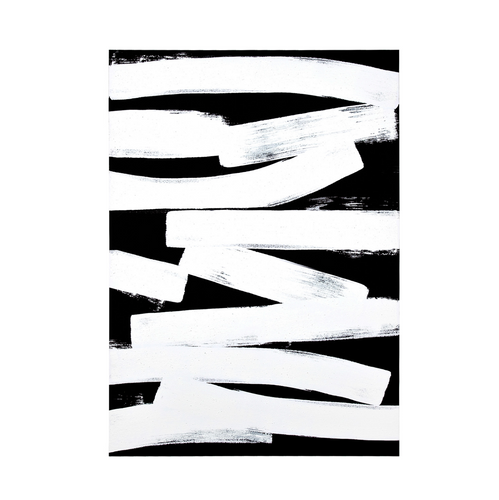 Canvas Wall Decor – Large B&W