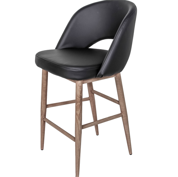 Turner Counter Stool – Black WO