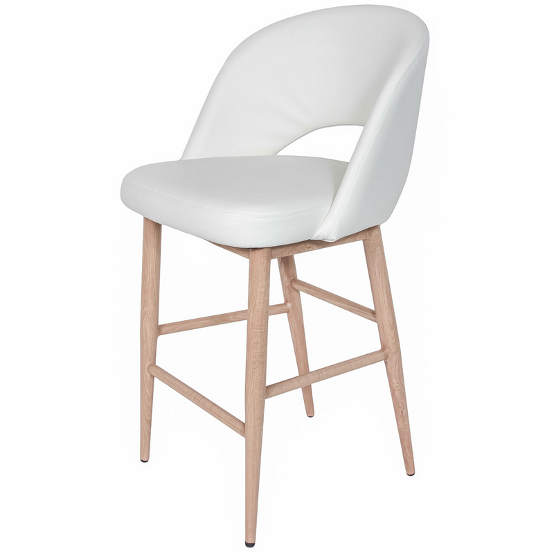 Turner Counter Stool – White WO