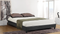 """Paragon Platform bed"" with sweet dreams 6'' Mattress Combo"
