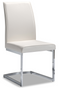 Shirelle dining chair white/black/grey