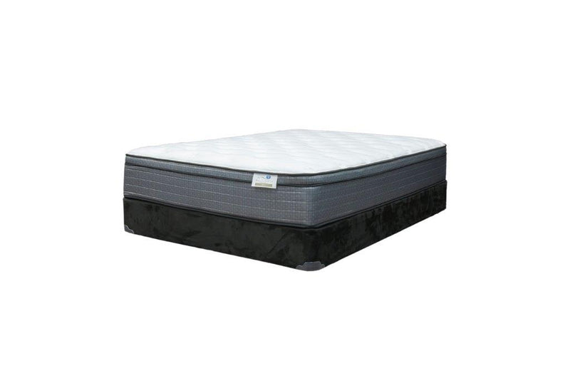 12.5'' Oliver Medium Euro Pillow Top Mattress