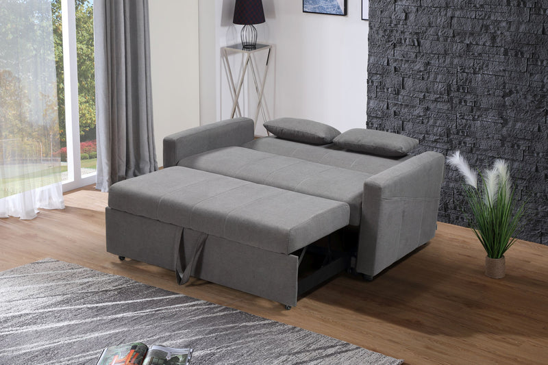 Transformer Loveseat Bed