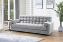 Sara Sofa Bed 3.in.1 ( Sofa, Bed & Storage )
