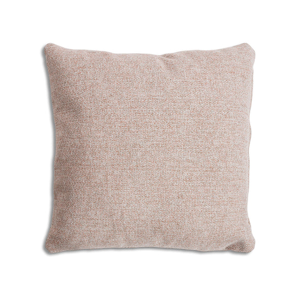 Breathe 18″ Square Feather Cushion – Heather Weave