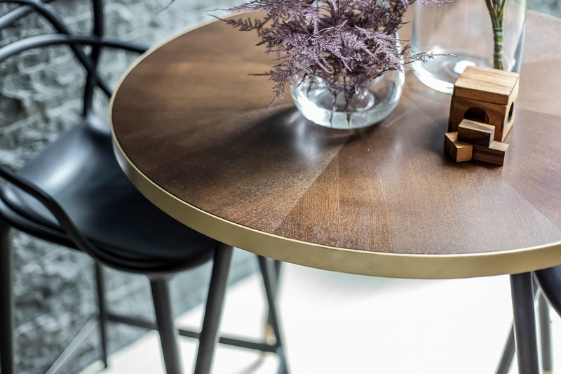 Florence Counter Table – Walnut