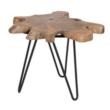 Load image into Gallery viewer, Natura Hairpin Nesting Table – Small