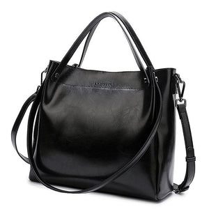 LY.SHARK Female Genuine Leather Bags