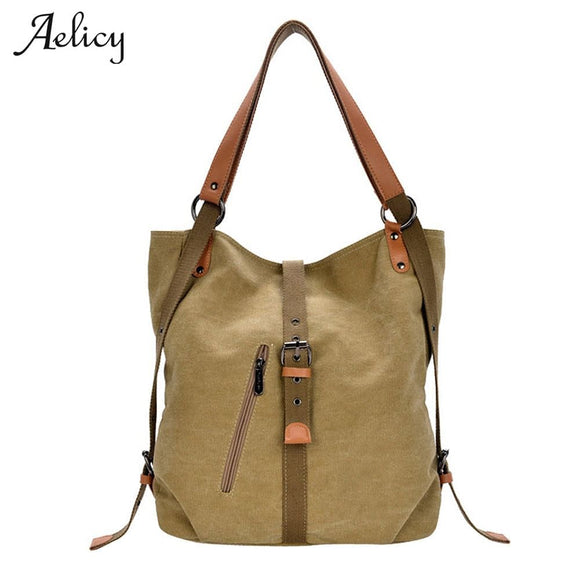 Canvas Messenger Bag women Handbags Famous Brand Vintage Bag Retro Vintage Messenger Bag Shoulder Bags for woman