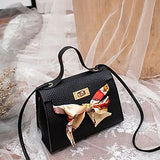 Ladies Vintage European American Jelly flap bag