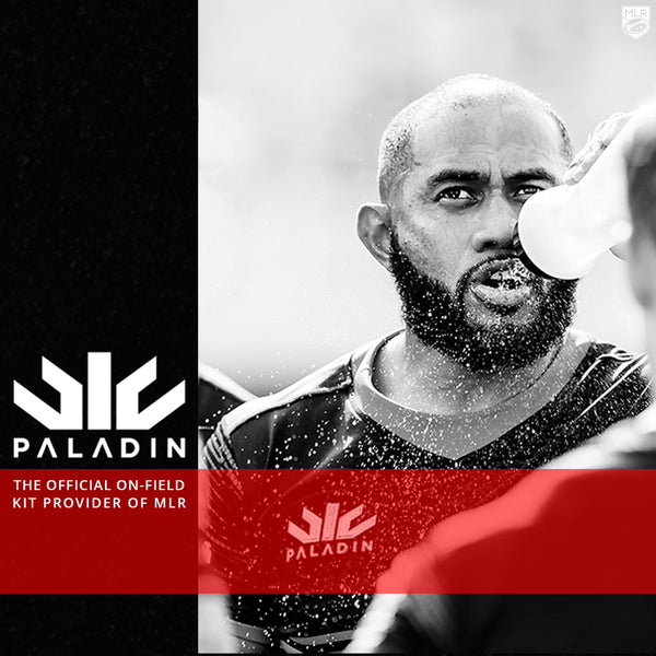 Major League Rugby Renews On-Field Apparel Partnership with Paladin