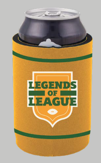 Legends of League 2019 Stubby Holder