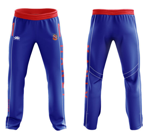 Manly Junior Rugby Track Pants (OPTIONAL)