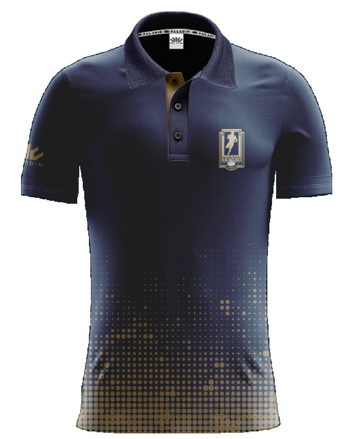 Men of League Polo – Gold
