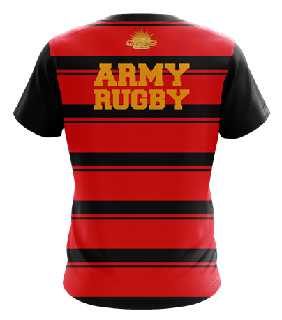 Army Rugby Union Centenary Short Sleeve Casual T