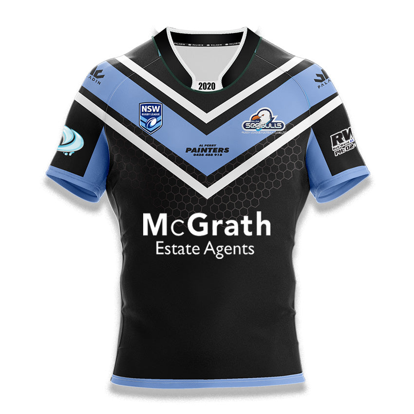 Rugby League Jerseys