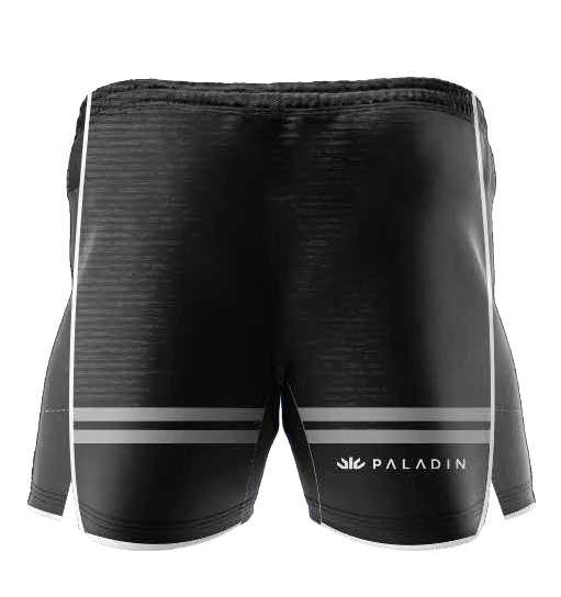 Paladin Staff Training Shorts Black Womens