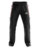 Paladin Staff Track Pants Black Womens