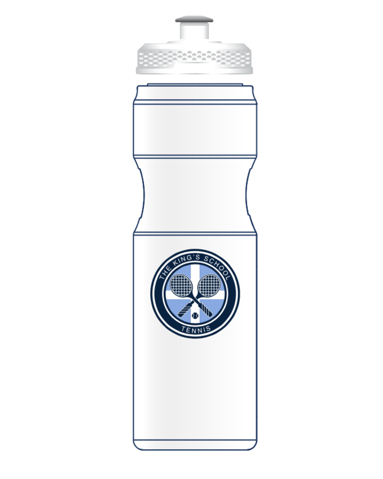 Kings Tennis Water bottle