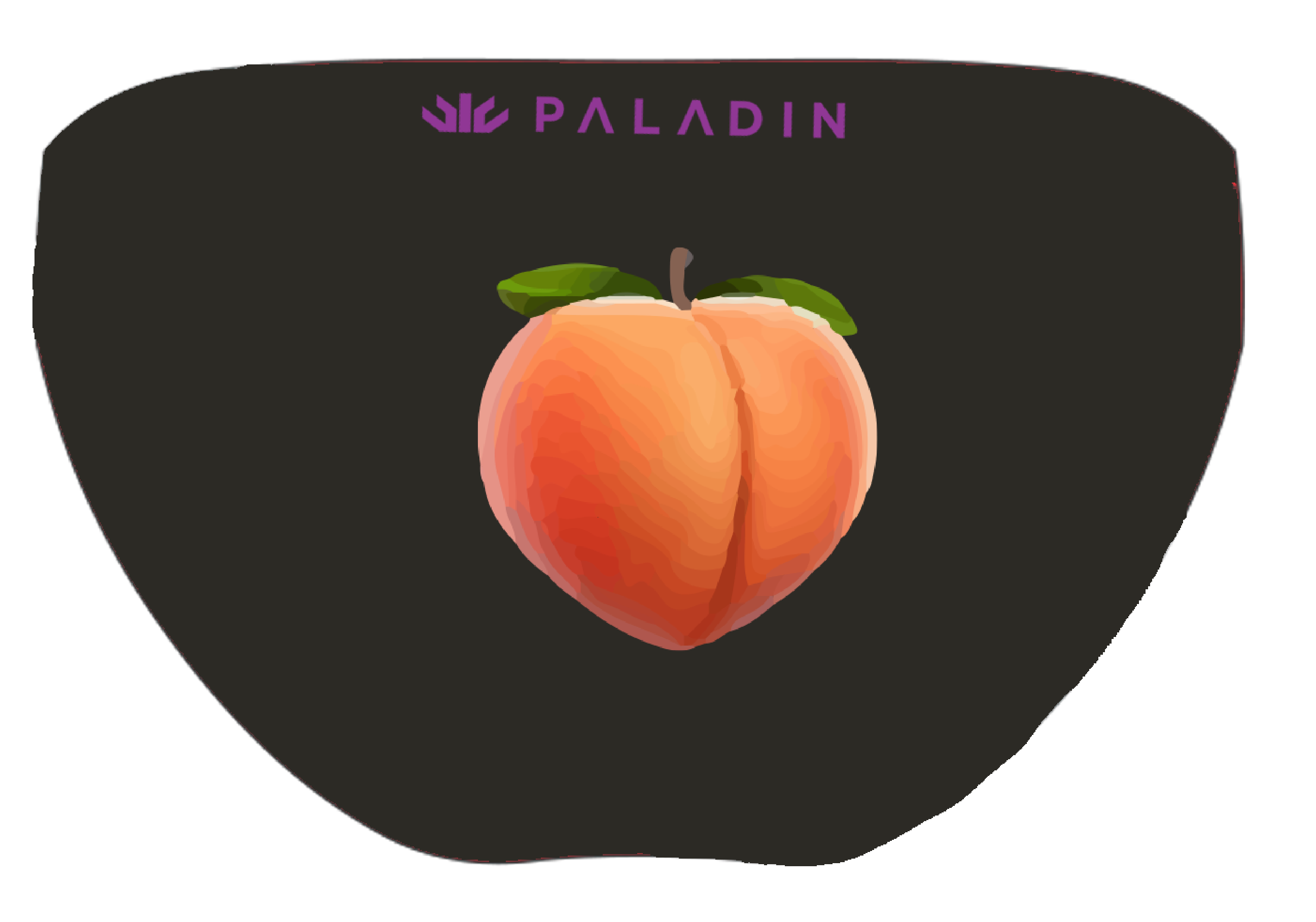 Peach Budgy Smugglers