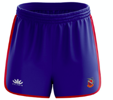 Manly Junior Rugby Gym Shorts (OPTIONAL)