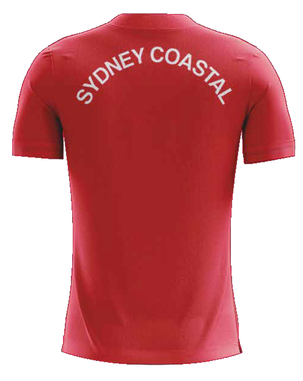 Sydney Coastal Cricket Supporters Shirt Female
