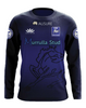 Scone Thoroughbreds JRLFC Mens and Kids Training Shirt Long Sleeve