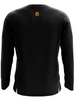 Sydney Grammar LS Polo Black - WOMENS