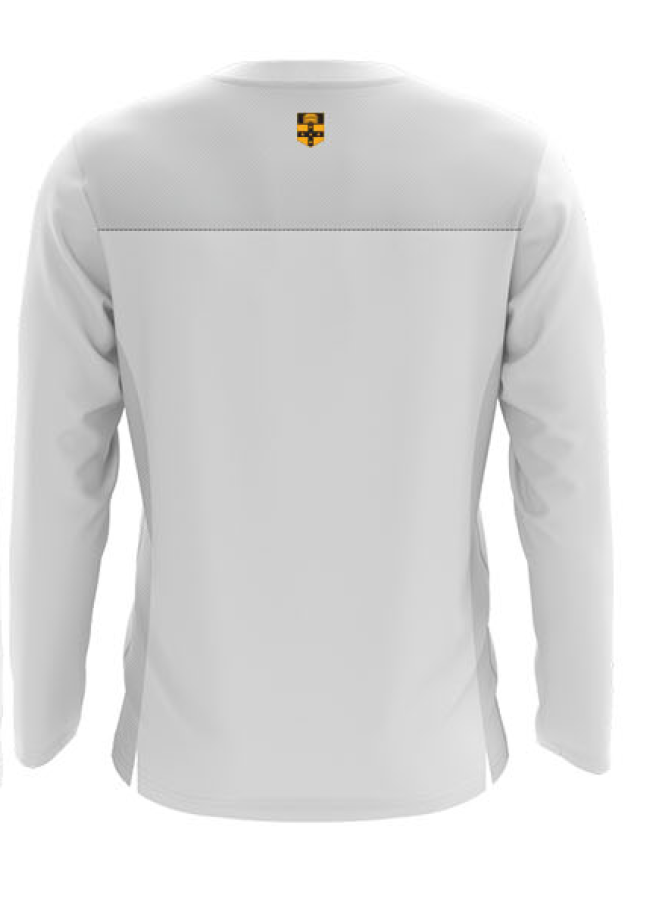Sydney Grammar LS Training Shirt White - WOMENS