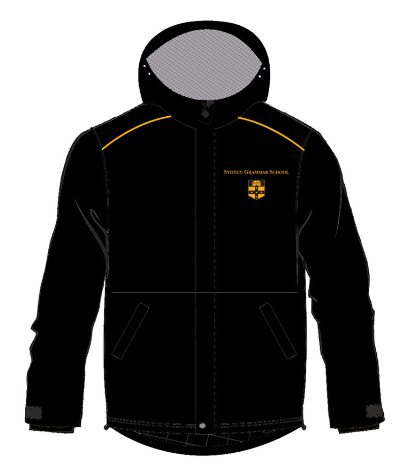 Sydney Grammar Softshell Jacket - WOMENS