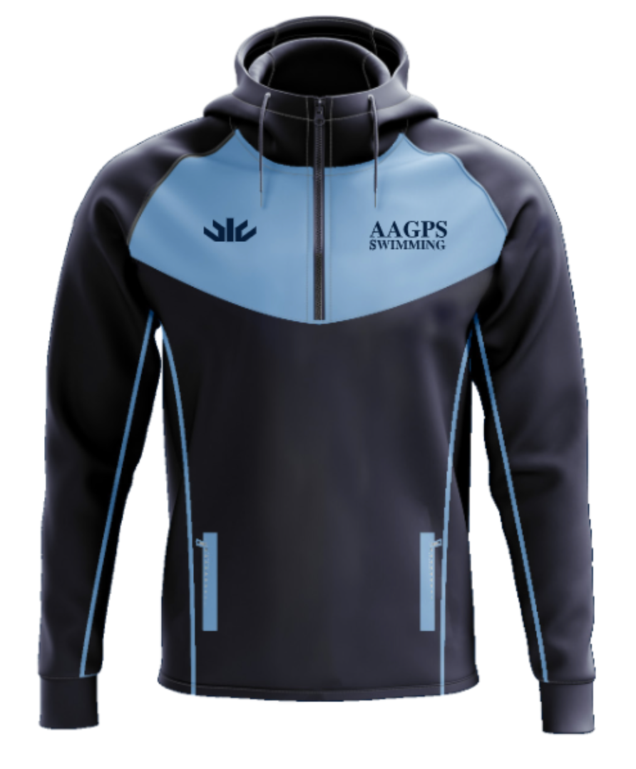 AAGPS Swimming Hoody