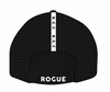 Rogue Gentlemens Club React Hat Black and White