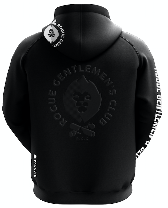 Rogue Gentlemens Club Fleece Hoody