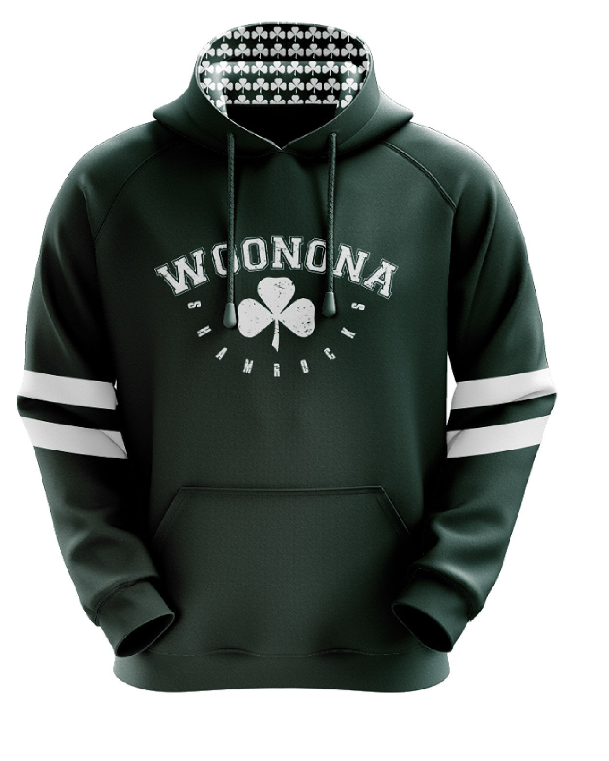 Woonona Shamrocks Hoody FEMALE