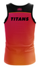 ADF Titans Weightlifting Singlet Womens