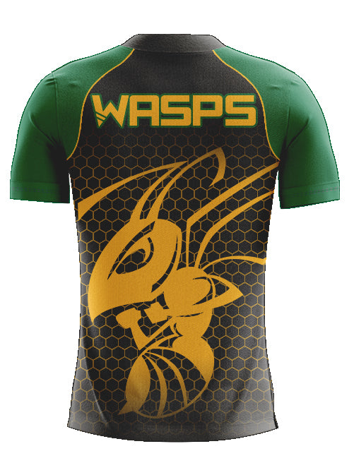 Woodville Wasps Mens and Kids Training Tee