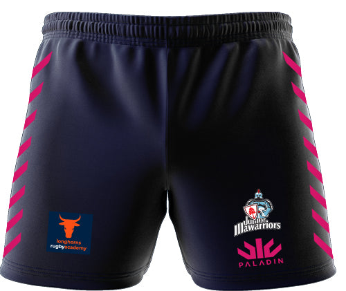 Illawarra Reps GIRLS Rugby Shorts