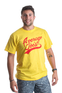 AVERAGE JOES Unisex T-shirt / Funny Dodgeball Team Jersey Joe's T-shirts