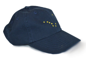 Alaska State Flag Low Profile Baseball Hat | Alaskan Golf Cap