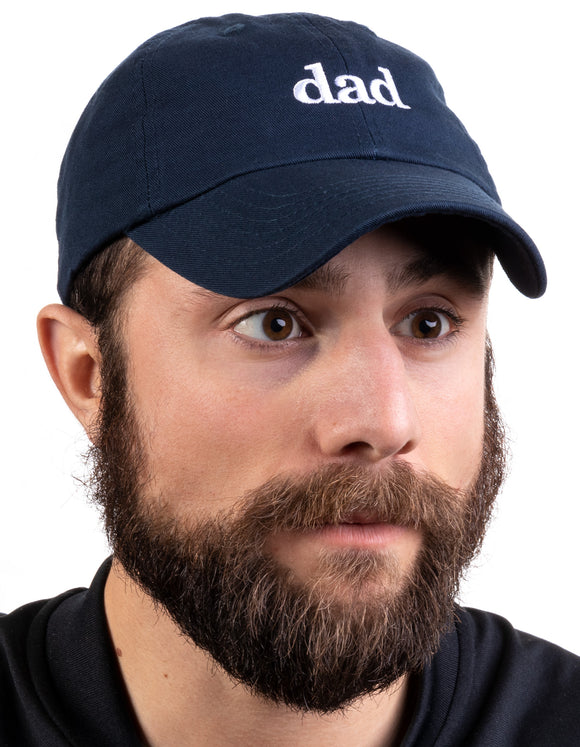 Dad Hat | Funny Embroidered Baseball Cap Gift for Men Daddy Husband Father Joke