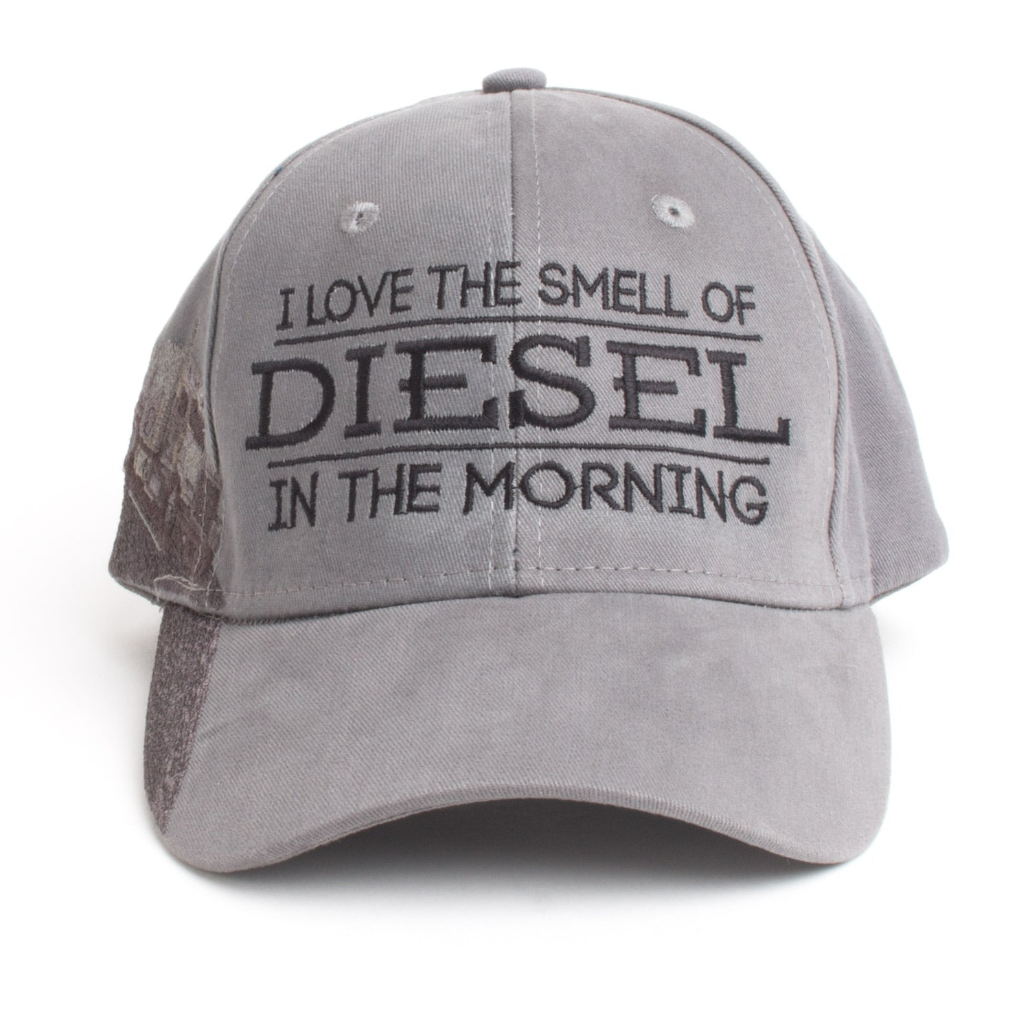 fb96b86a ... Love the Smell of Diesel in the Morning   Truck Driver Hat, Trucker  Baseball Cap ...
