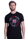 Never Trust an Atom, they Make Up Everything | Funny Science Unisex T-shirt