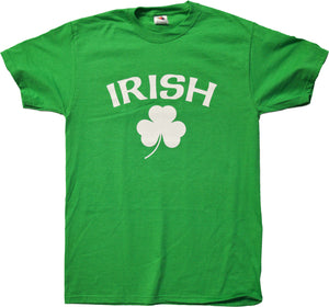 IRISH PRIDE Unisex Ireland T-shirt / St. Patrick's Day Irish Pride Tee