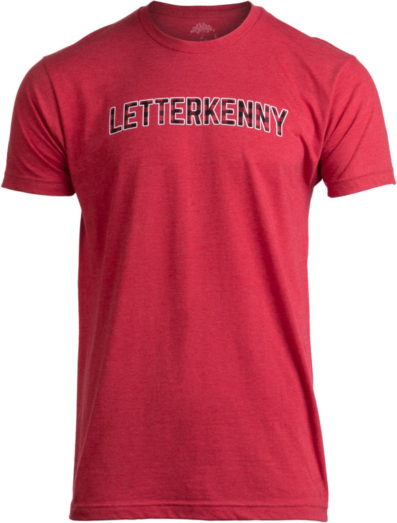 LETTERKENNY | Canada, Canadian Ontario Pride Vintage Style Red Men Women T-shirt