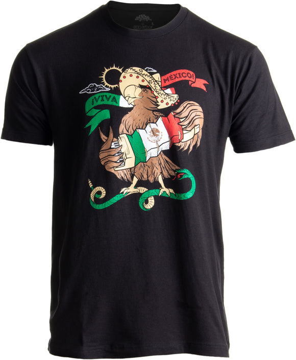 Mexican Pride | Mariachi Mexico Flag Camiseta Mexicana Funny Men Women T-shirt