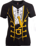 Pirate Buccanneer | Jumbo Print Novelty Halloween Costume Women's T-shirt