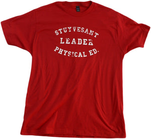 STUYVESANT PHYS ED LEADER Unisex T-shirt / Beastie Boys Tribute Hip Hop T-shirt