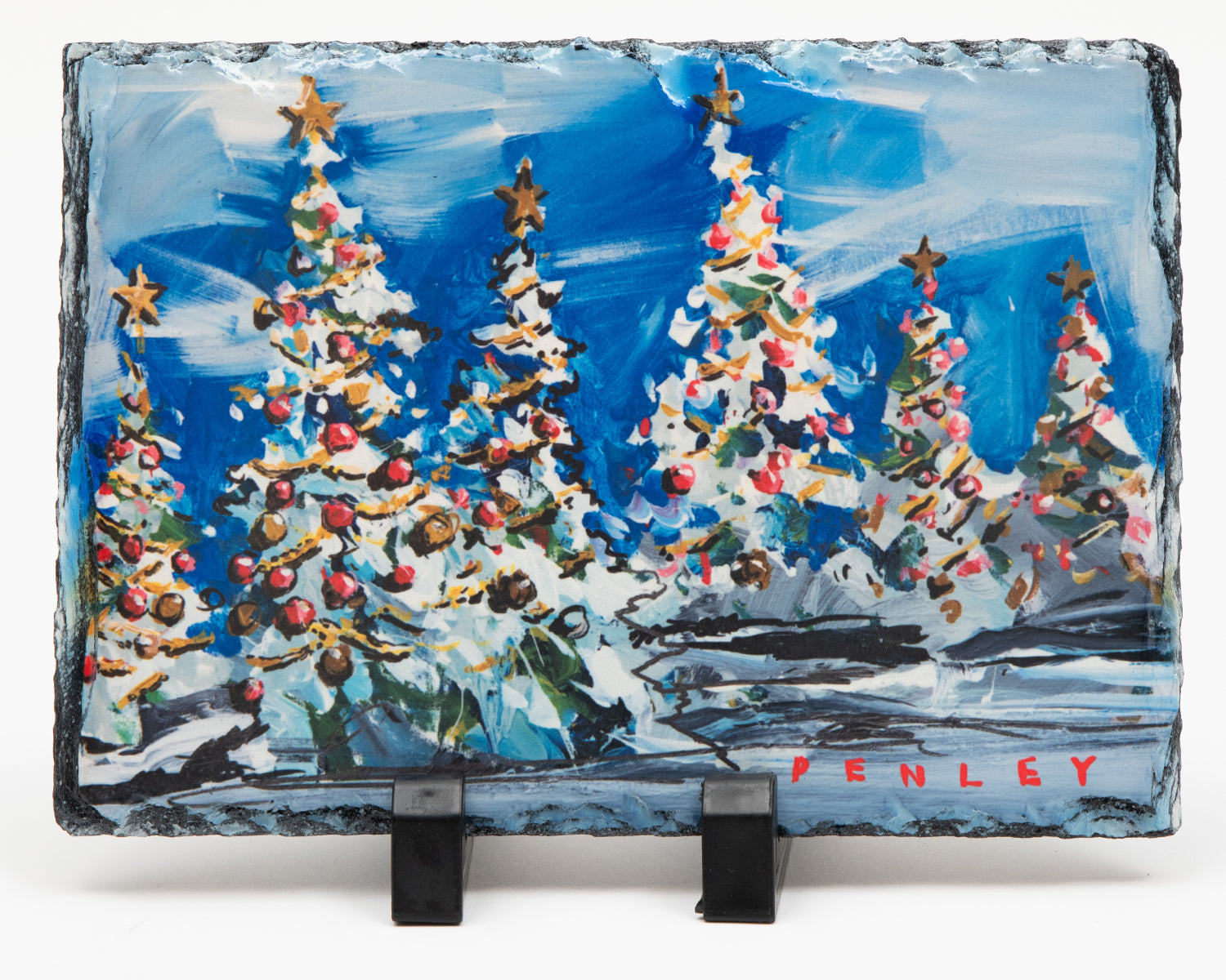Holiday Trees Slate