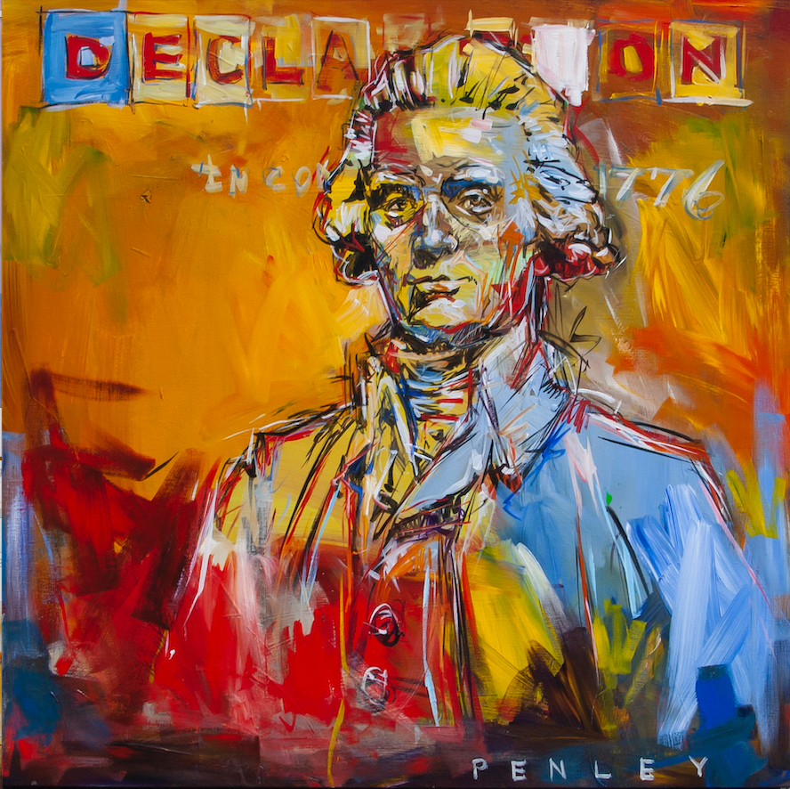 Thomas Jefferson- Declaration