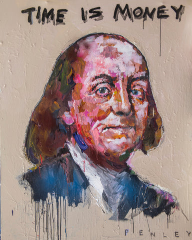 Ben Franklin- Time is Money